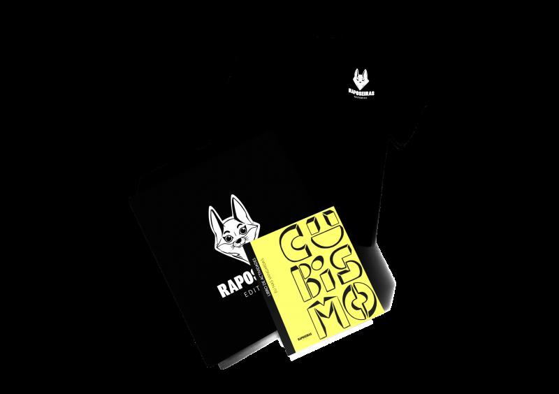 Pack 40: Libro Cubismo + Bolsa + Camiseta